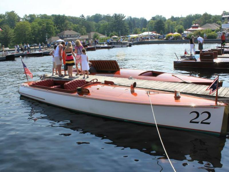 "2007 everett number boat ""catch#22"" 28'"