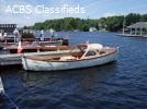1926 CM Lane Lifeboat Company boat