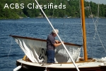 1959 16-foot wood dinghy