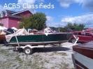 1961 15' Shepherd outboard