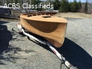 Classic 1928, 24' Chris Craft